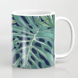 Tropical Midnight Coffee Mug