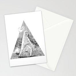 The Fresno Nightcrawler Stationery Cards