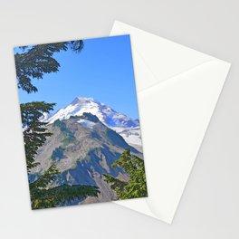 MOUNT BAKER FROM KULSHAN RIDGE Stationery Cards