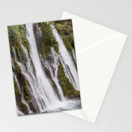 McArthur-Burney Falls Stationery Cards
