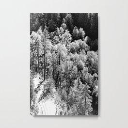 Oak Creek Vista Metal Print