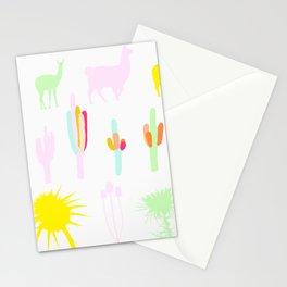 Norte Argentino V4 Stationery Cards