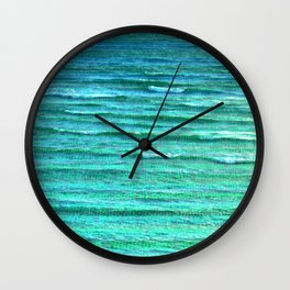 Sea of Indifference Wall Clock