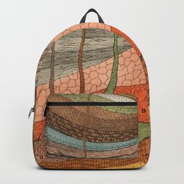 Geology Chart Backpack