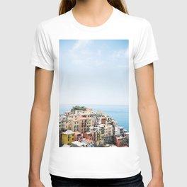 Colors of Cinque Terre T-shirt