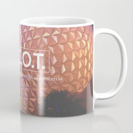 EPCOT Coffee Mug