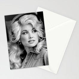 DOLLY PARTON 2021 MELUKIS SENJA#4356 Stationery Cards
