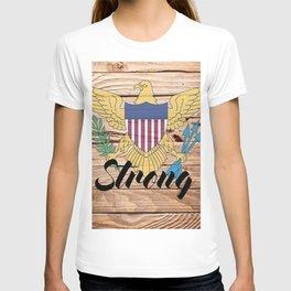 Virgin Islands Strong T-shirt