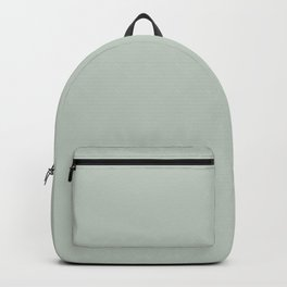 Green Lily Backpack