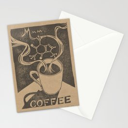 Mmm... Coffee Stationery Cards