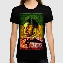 Haile Selassie King T-shirt