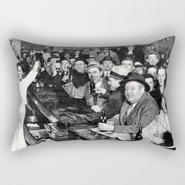The Night Prohibition Ended Rectangular Pillow