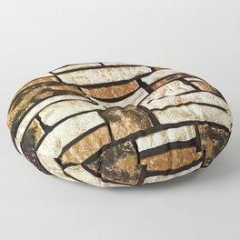 Villa Brickpaper Floor Pillow