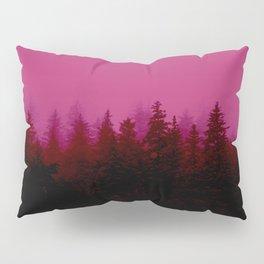 Alaskan Fog 0388 - Raspberry Pillow Sham