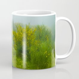 Green forest after raining Coffee Mug