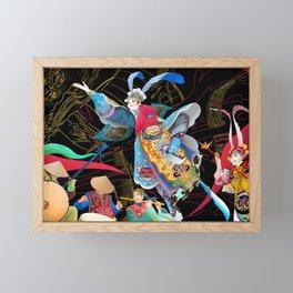 Luu Kim Dinh Framed Mini Art Print