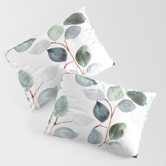 Eucalyptus Kissenbezug