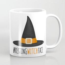 #RestingWitchFace Coffee Mug