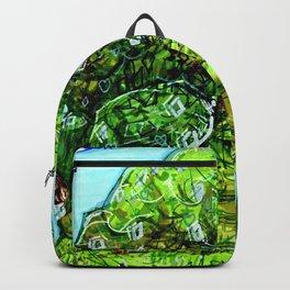 Forest Landscape Backpack