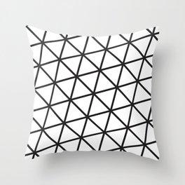 Isdyctial Throw Pillow