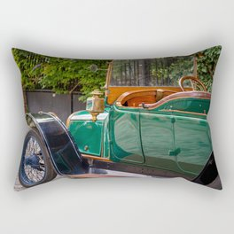 Collection Vintage Car Rectangular Pillow