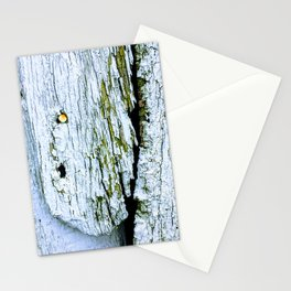 Weathered Barn Wall Wood Texture Stationery Cards