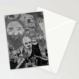 Out of Utgard Stationery Cards