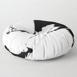 Deck Grabbing - Stunt Scooter Trick Floor Pillow