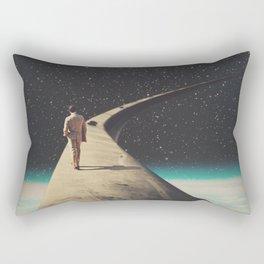 We Chose This Road My Dear Rectangular Pillow