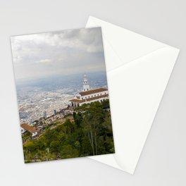 Cerro de Monserrate Stationery Cards
