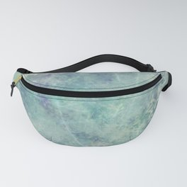 Iced Abstract Fanny Pack