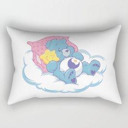 Sleeping lovebear Rectangular Pillow