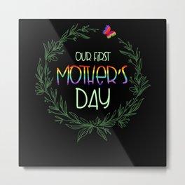 Lgbt, Lgbt Gay, LGBT Mom Metal Print