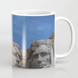 Mount Rushmore, Keystone, South Dakota, United States. Coffee Mug