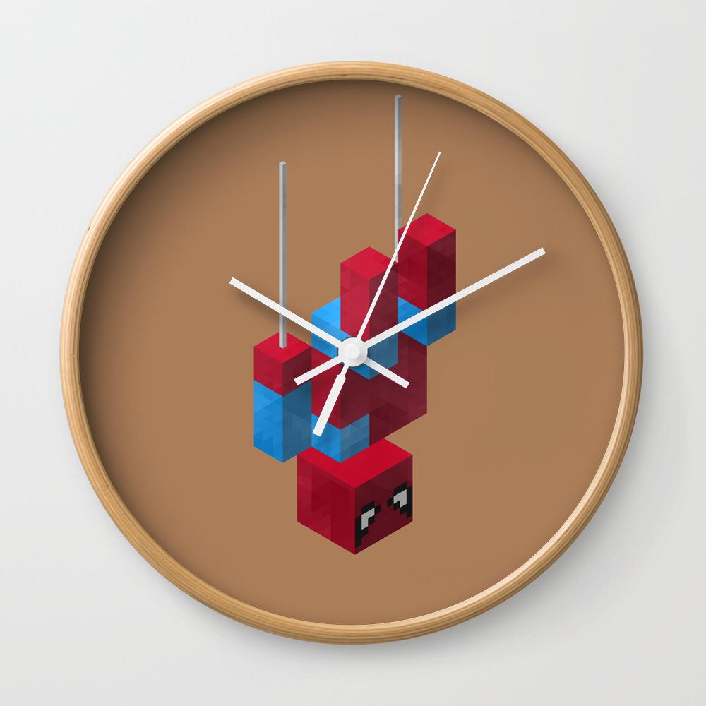 Sensational Spider Man Wall Clock by Joshbelden CLK932876