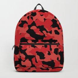 Grenadine Camouflage Backpack