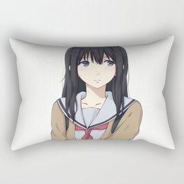 A Silent Voice  Rectangular Pillow