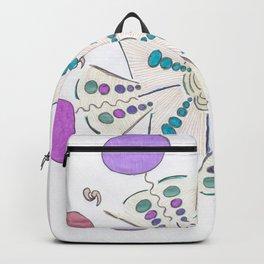 Crop circles cerchi nel grano Backpack
