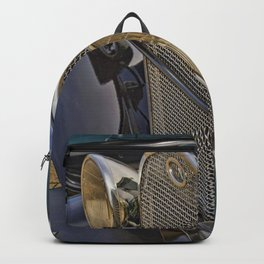 Vintage Car Obsession Backpack