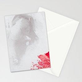 Umbrella Acad. - Number 4 - Klaus Stationery Cards