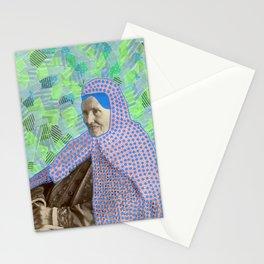 Trendy Lady Stationery Cards