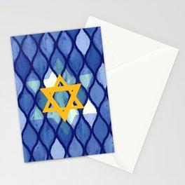 Jewish Celebration Stationery Cards