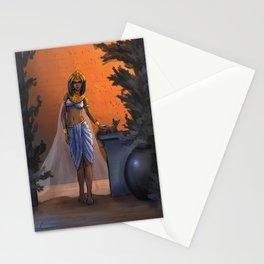 Cleopatra Stationery Cards