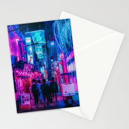 Candy Floss Neon Stationery Cards