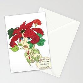 Winter Sprite Stationery Cards