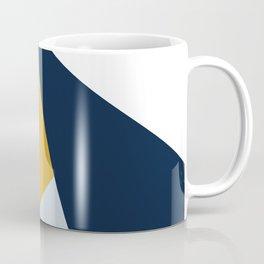Mid Century Modern Vintage Coffee Mug