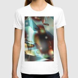 Prism Flames 1 T-shirt