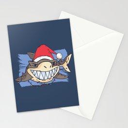 Christmas Shark Stationery Cards