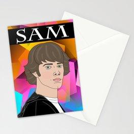 Sam Winchester - Supernatural Stationery Cards