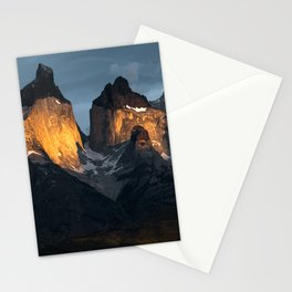 Patagonian Morning Stationery Cards